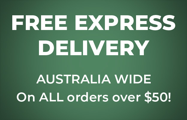 Free Delivery for orders over $50